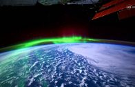 NASA: Aurora Borealis from Space