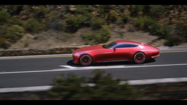 Vision Mercedes-Maybach 6 Electric Supercar